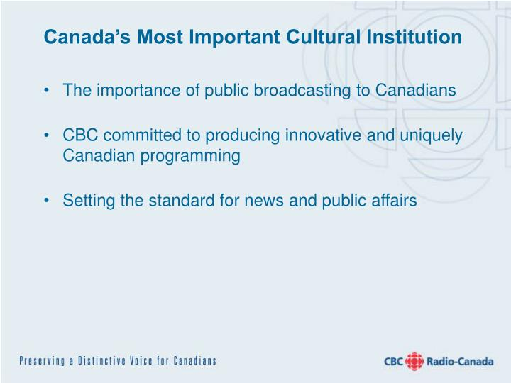 Canada s most important cultural institution l.jpg