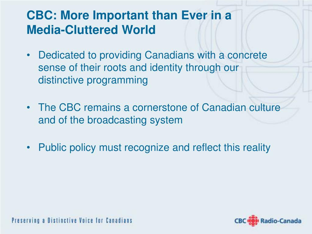CBC: More Important than Ever in a