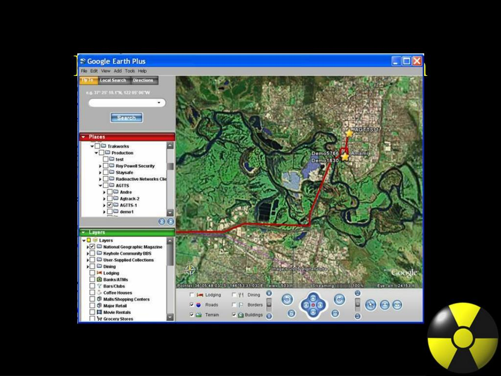 Introduction to Google Earth