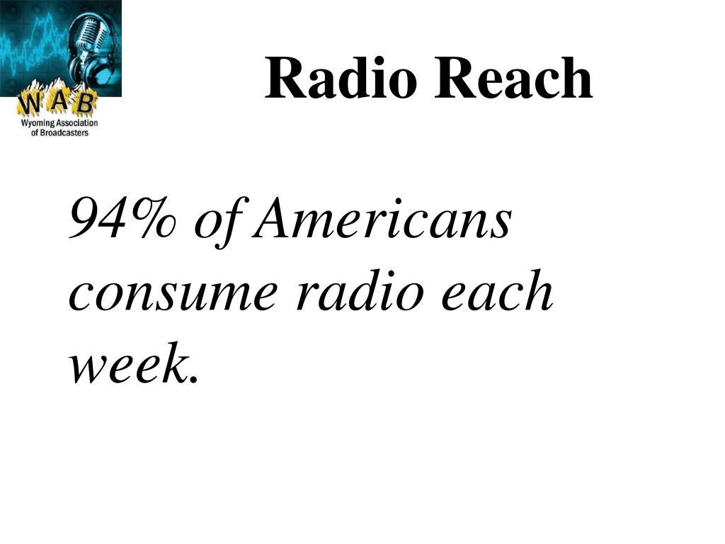 Radio Reach
