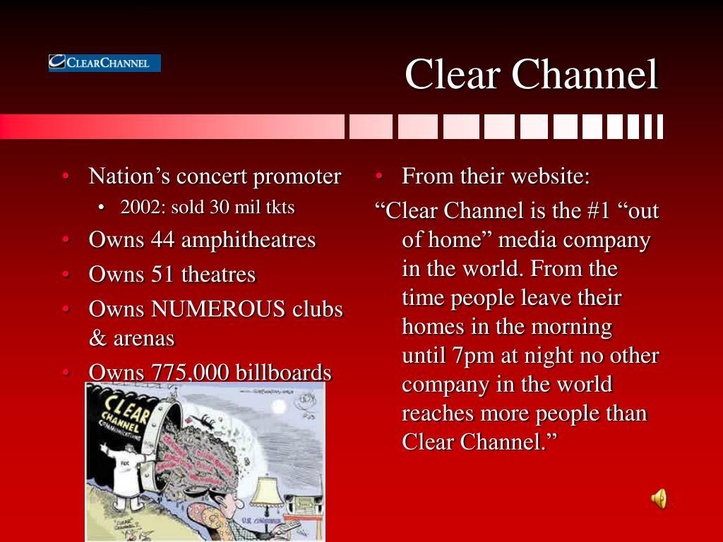 Nation's concert promoter