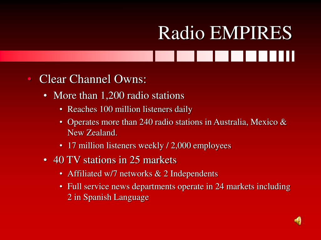Radio EMPIRES