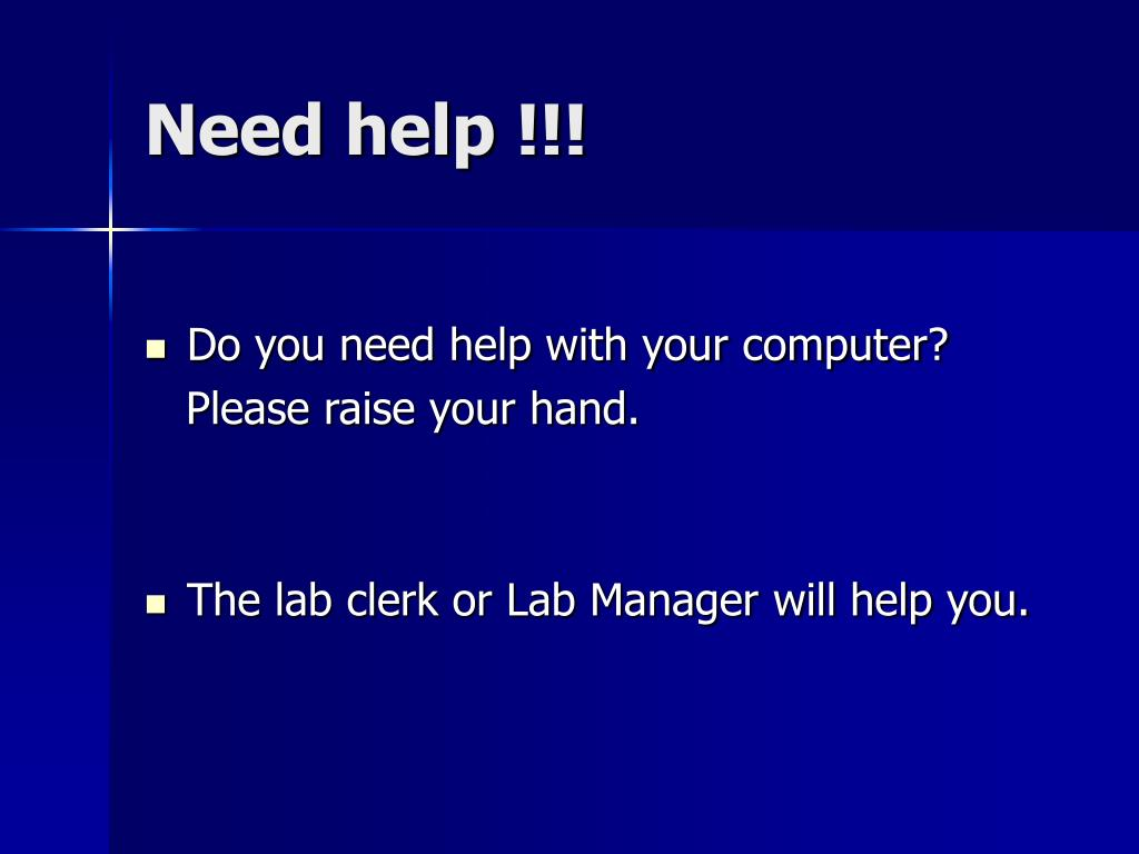 Need help !!!