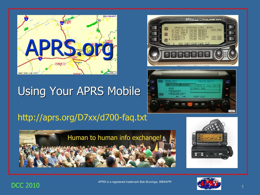 APRS.org