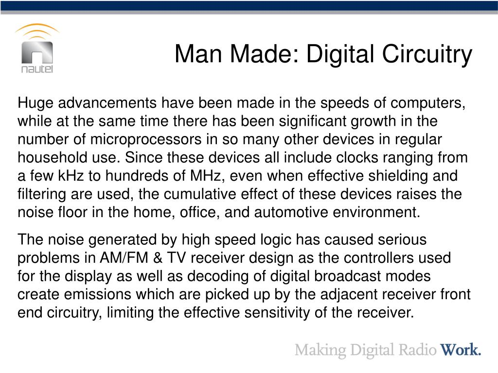 Man Made: Digital Circuitry