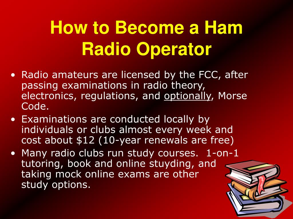 How to Become a Ham Radio Operator