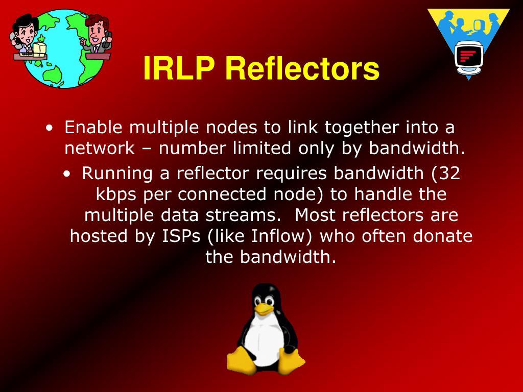 IRLP Reflectors