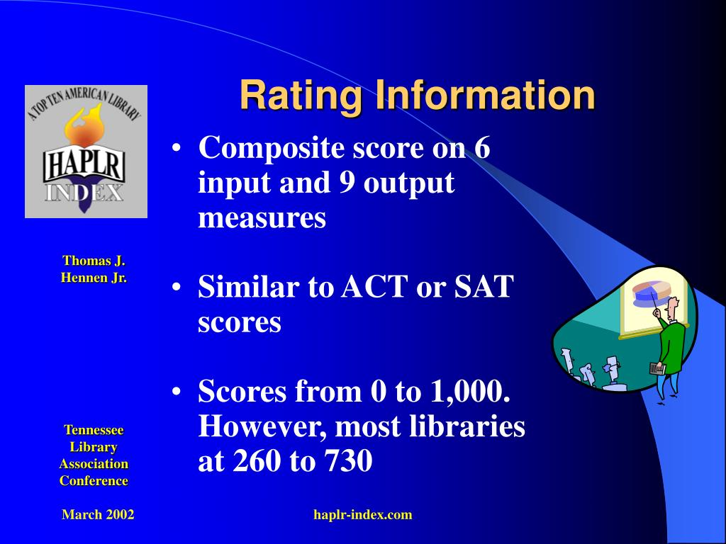 Rating Information