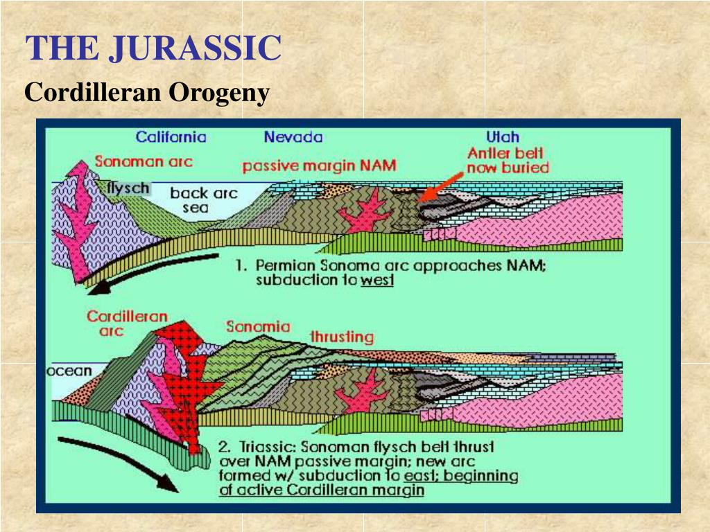 THE JURASSIC