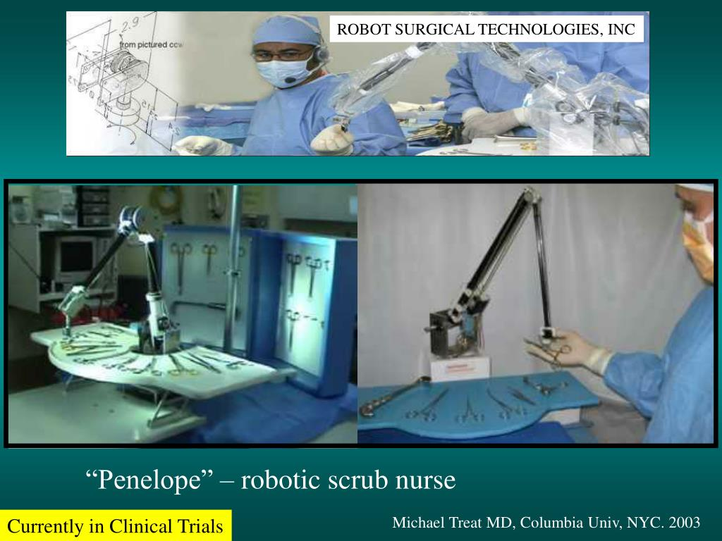 ROBOT SURGICAL TECHNOLOGIES, INC