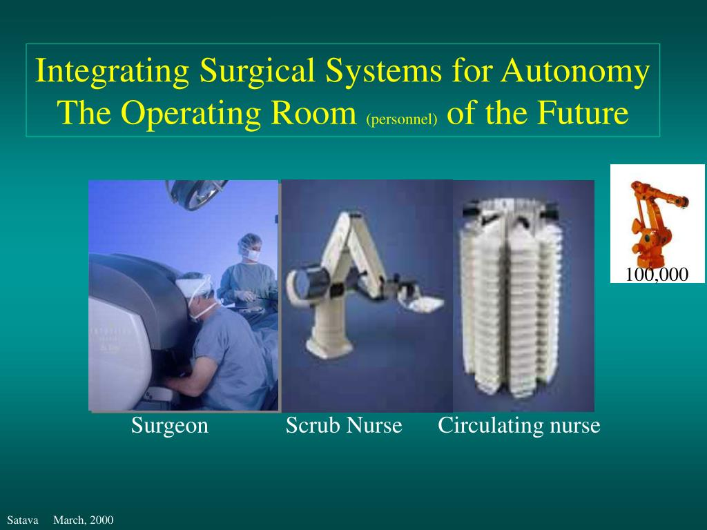 Integrating Surgical Systems for Autonomy