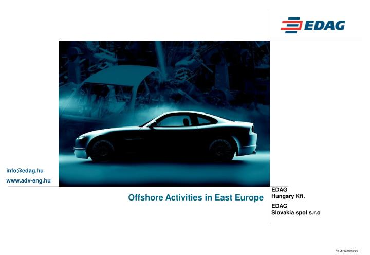 Offshore activities in east europe l.jpg