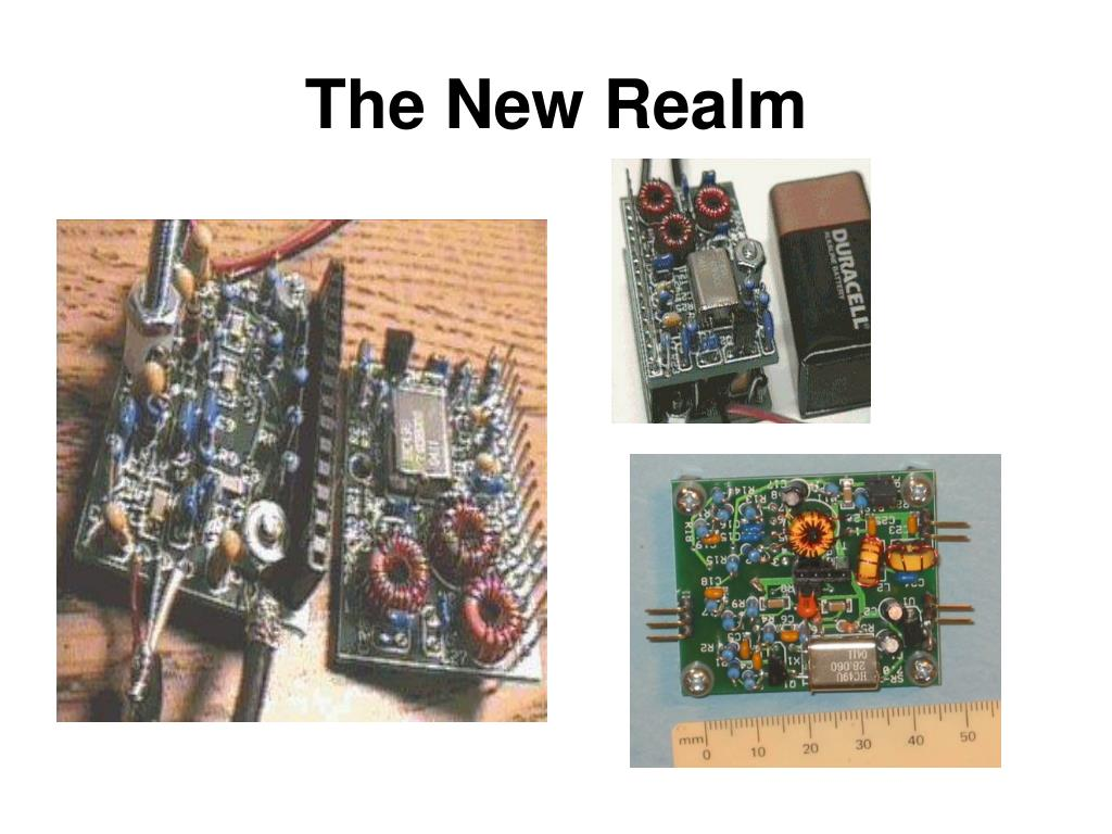 The New Realm