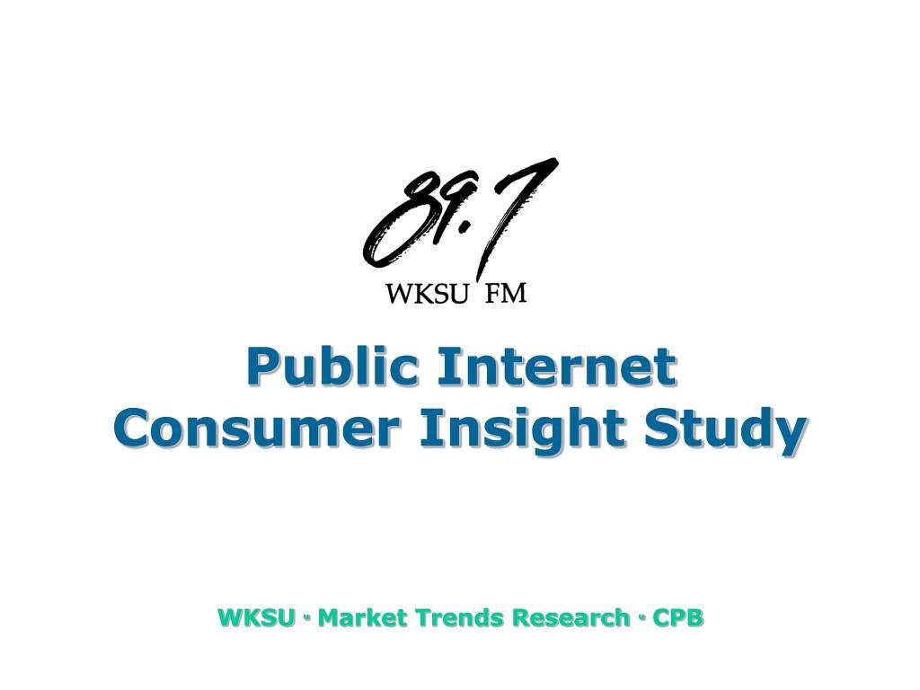 Public Internet