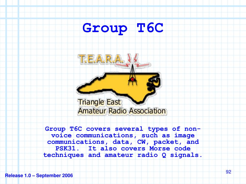 Group T6C