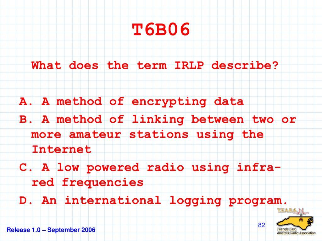 T6B06