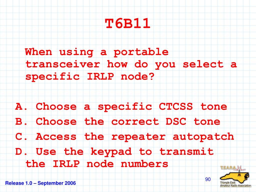 T6B11
