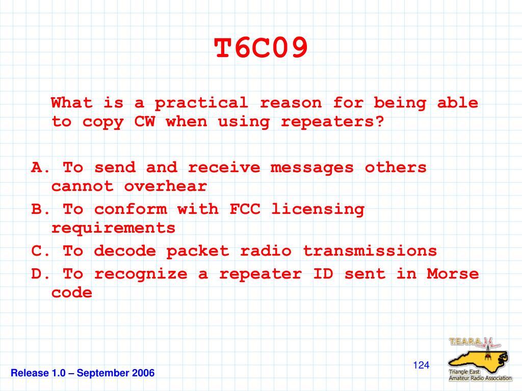 T6C09