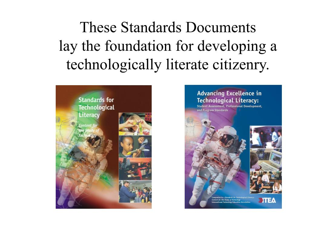 These Standards Documents