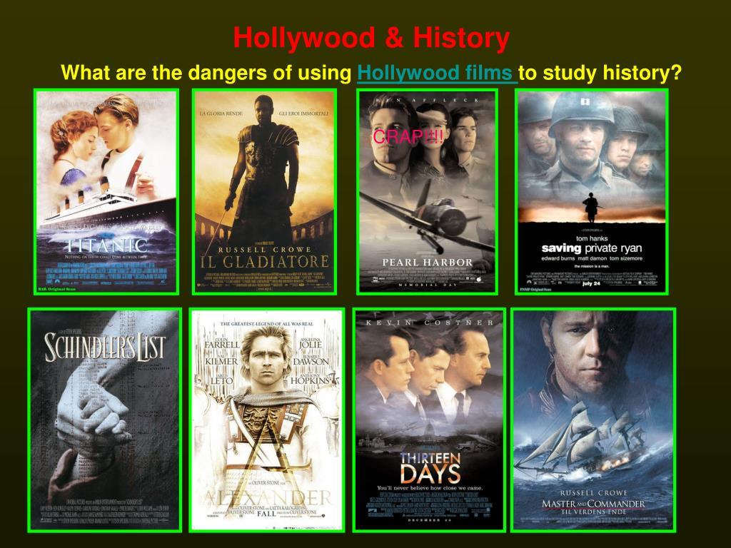 Hollywood & History