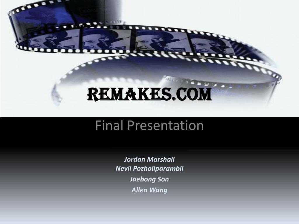 REMAKES.COM