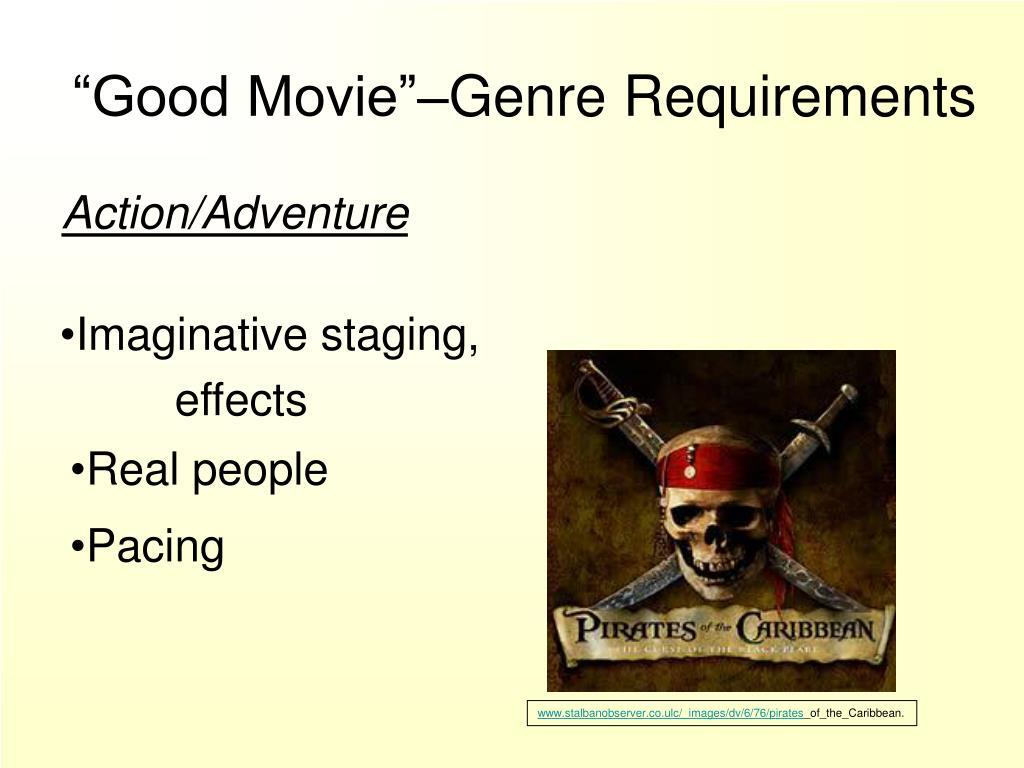 """Good Movie"""