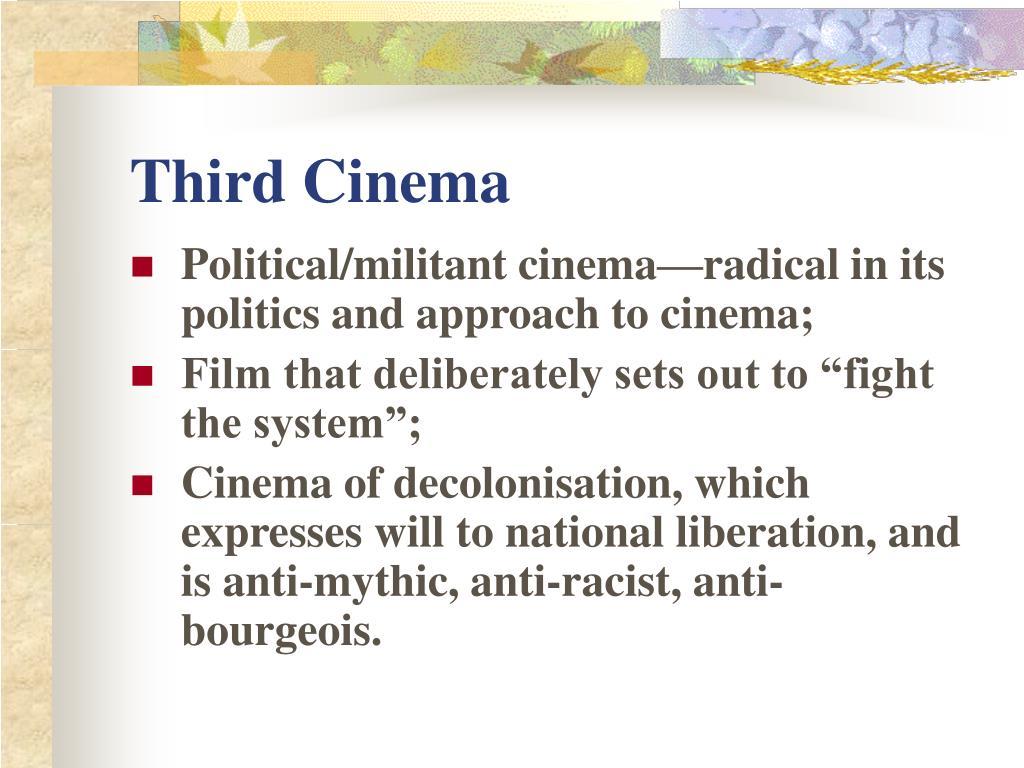 Third Cinema