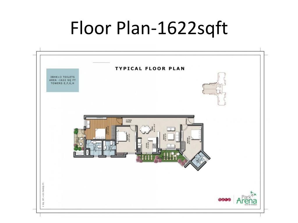 Floor Plan-1622sqft