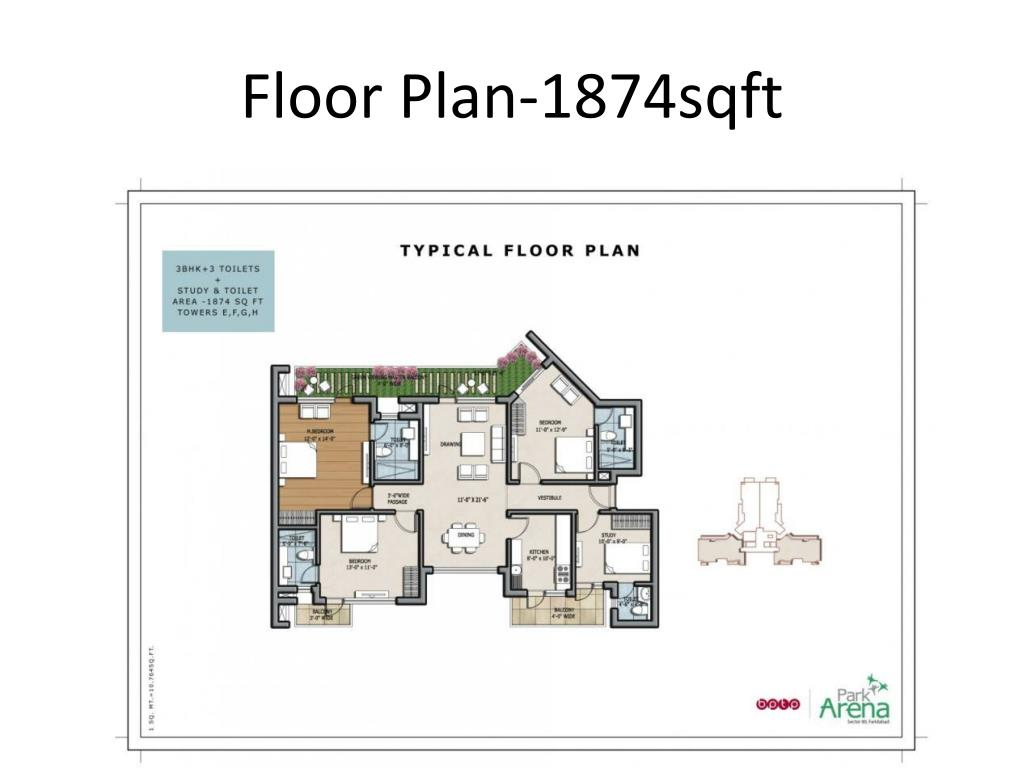 Floor Plan-1874sqft