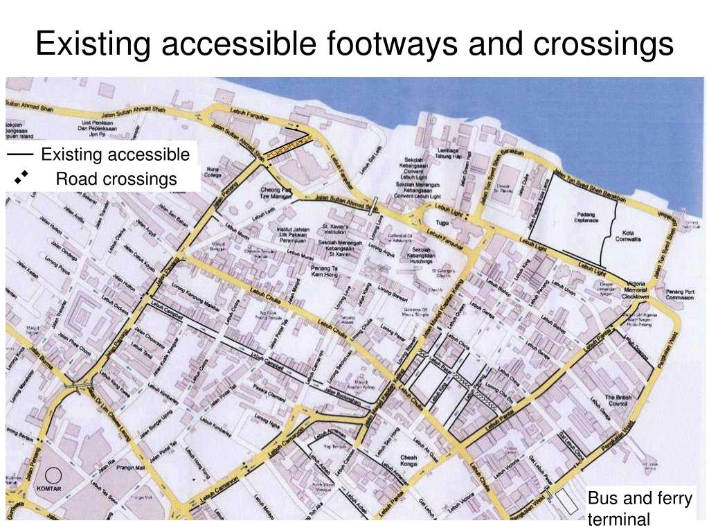 Existing accessible