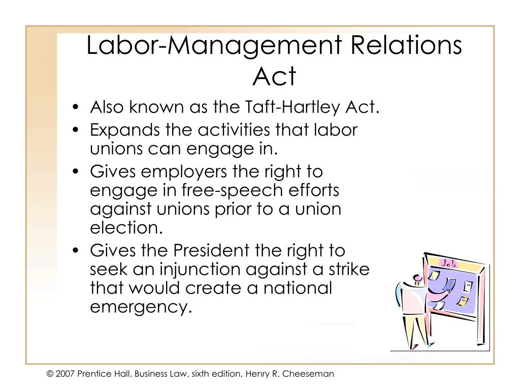 Labor-Management Relations Act
