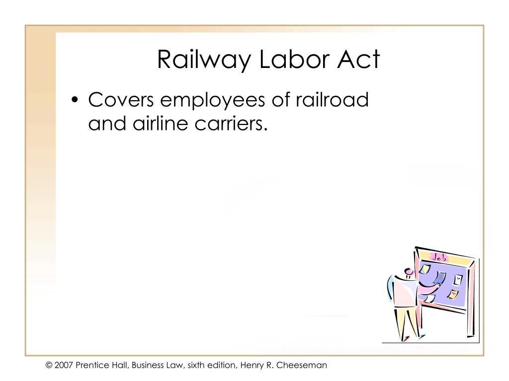 Railway Labor Act