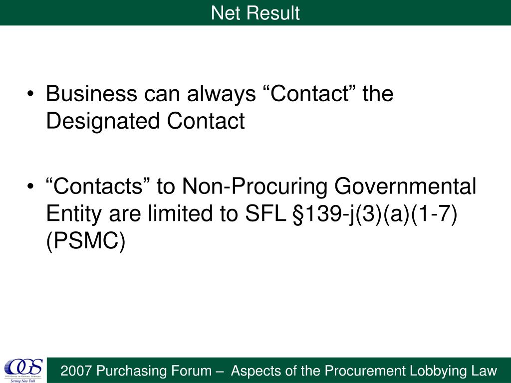 "Business can always ""Contact"" the Designated Contact"