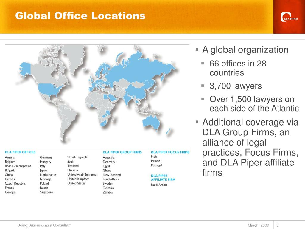 Global Office Locations
