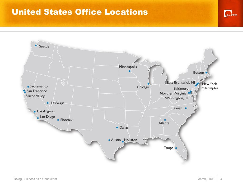 United States Office Locations