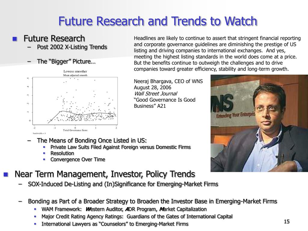 Future Research and Trends to Watch