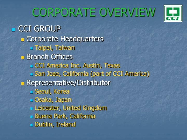 Corporate overview l.jpg