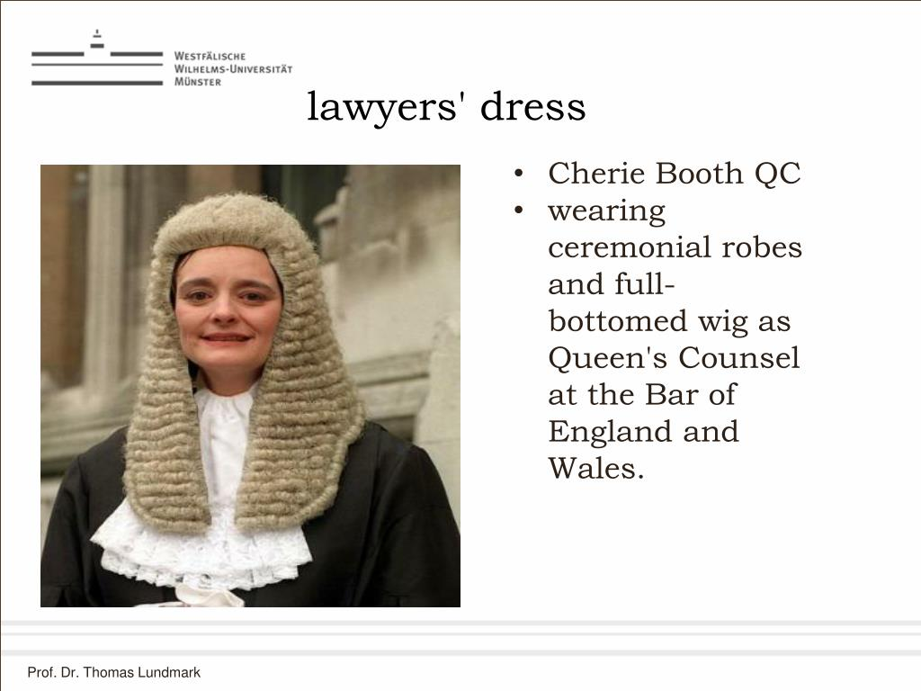 Cherie Booth QC