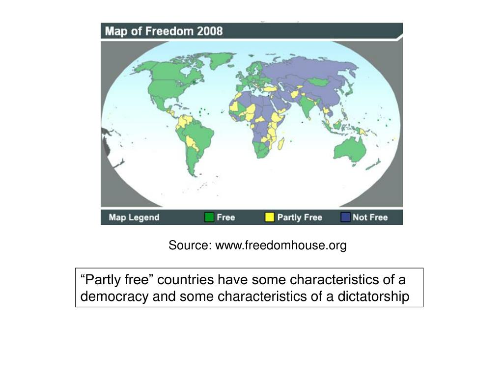 Source: www.freedomhouse.org