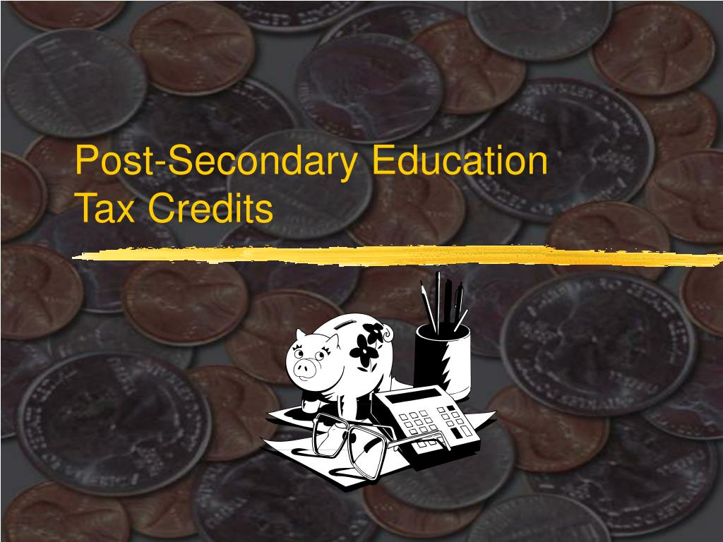 Post-Secondary Education