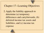chapter 17 learning objectives10