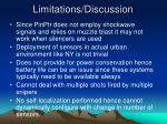 limitations discussion