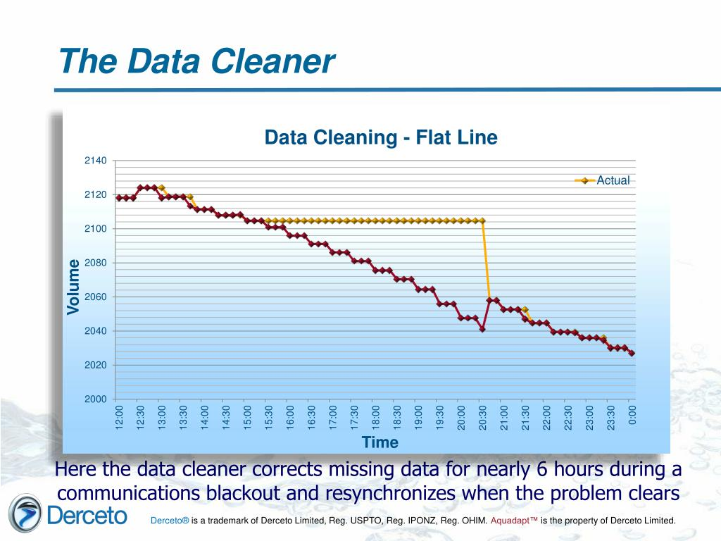 The Data Cleaner