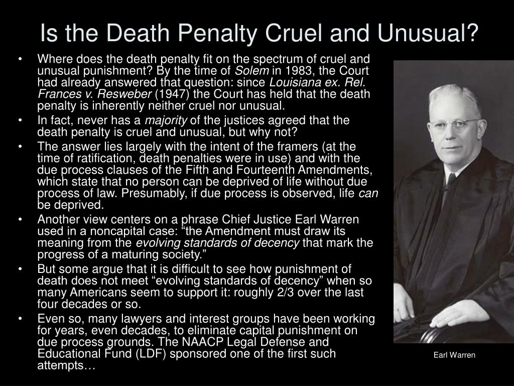 cruel and evil punishment essay Ask our experts to get writing help submit your essay for analysis the us supreme court has offered to consider a form of punishment as cruel and unusual depending on the according to the free dictionary, cruel and unusual punishment is a penalty which is torturing.