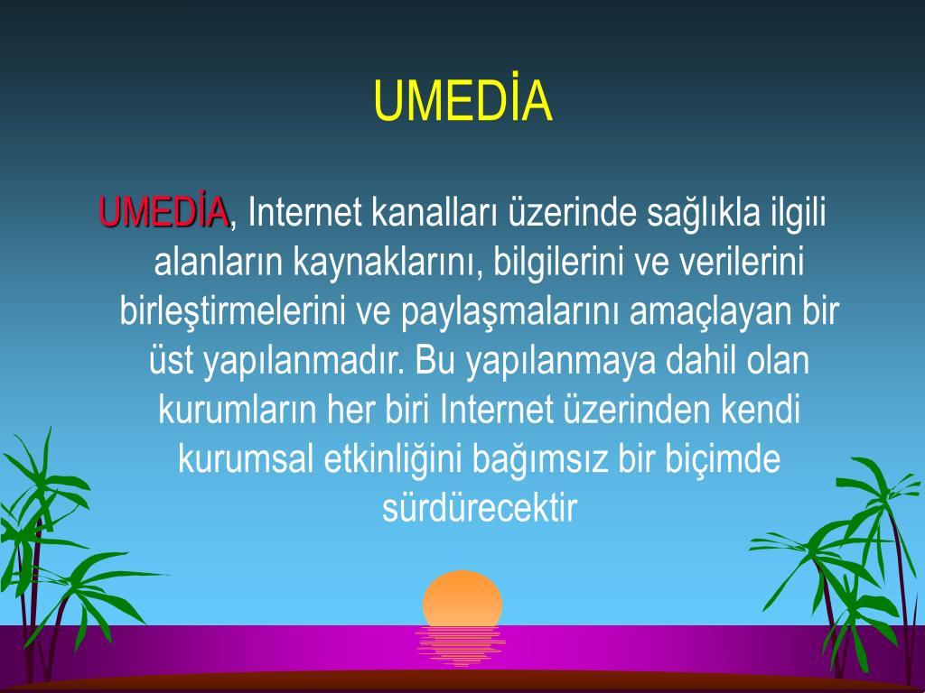 UMEDİA