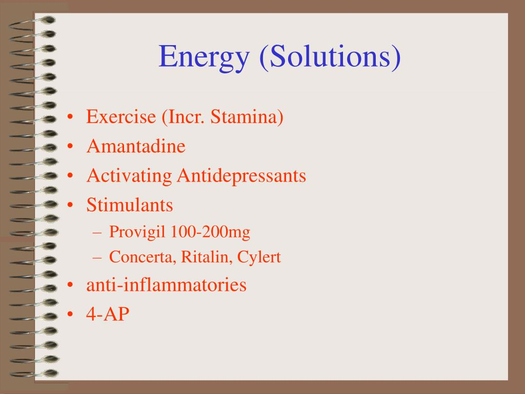 Energy (Solutions)