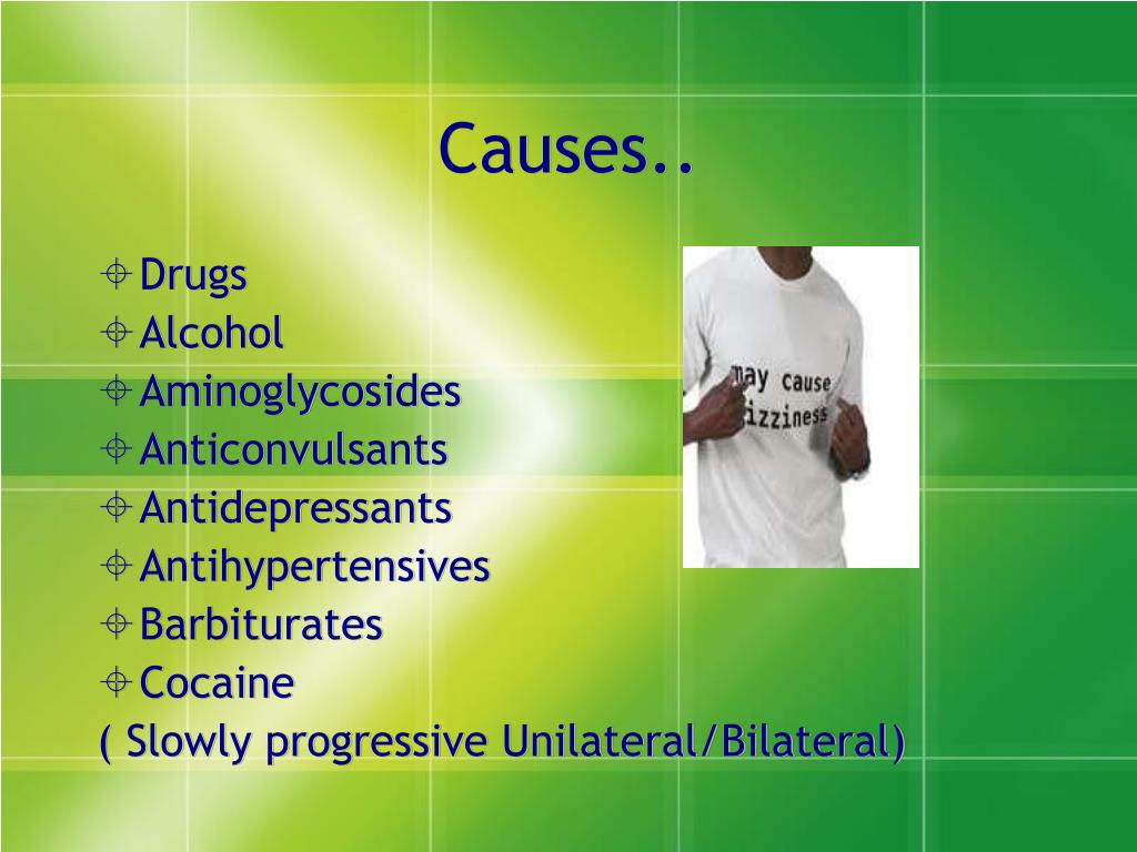 Causes..