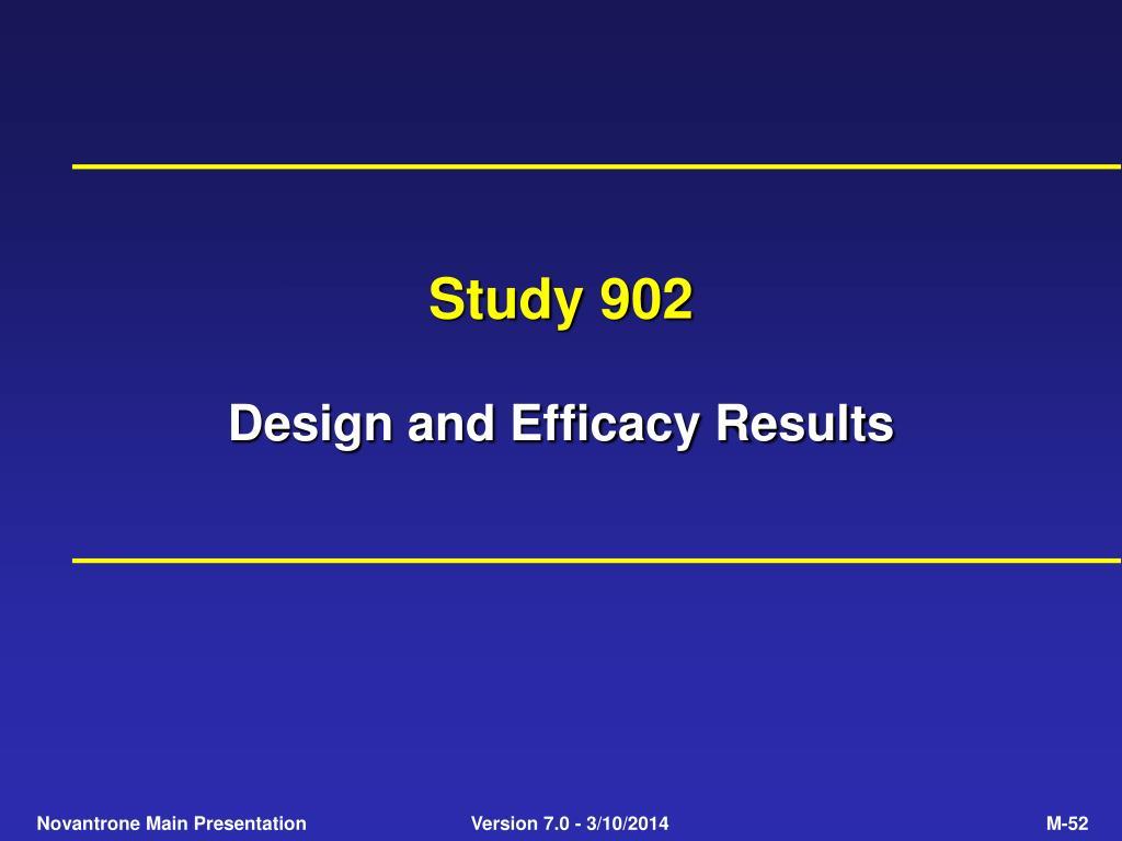 Study 902