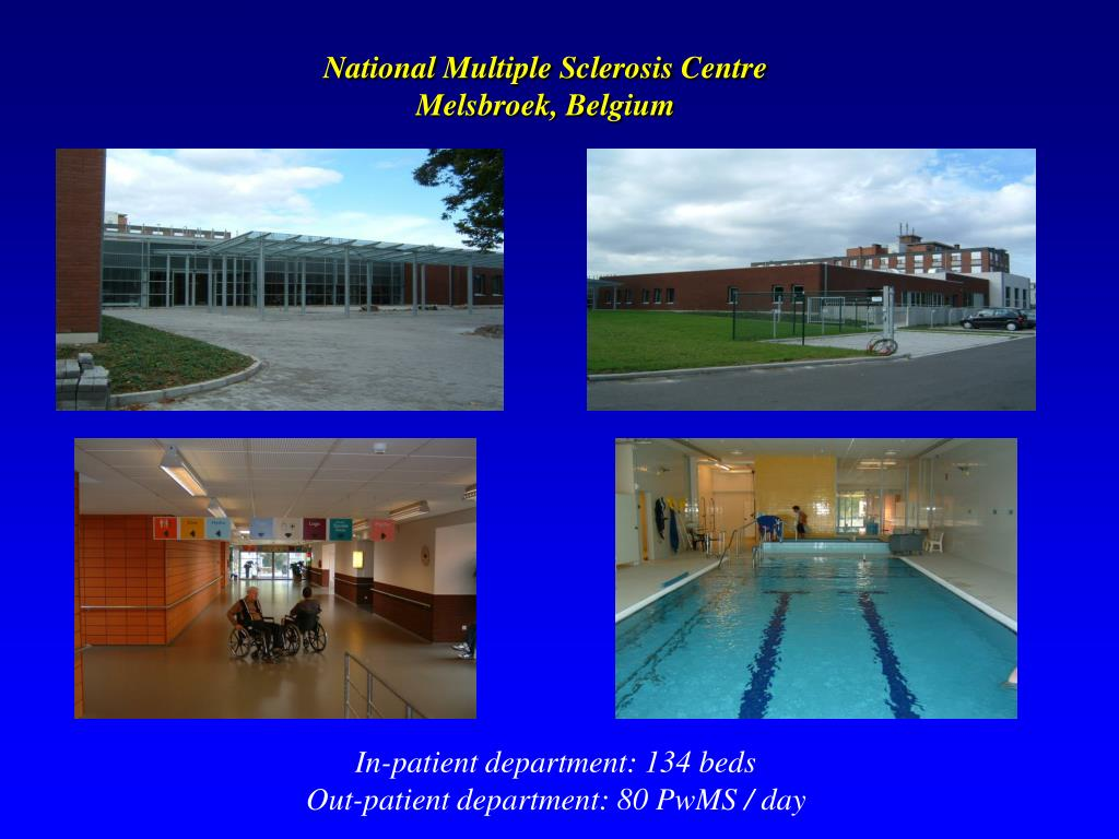 National Multiple Sclerosis Centre