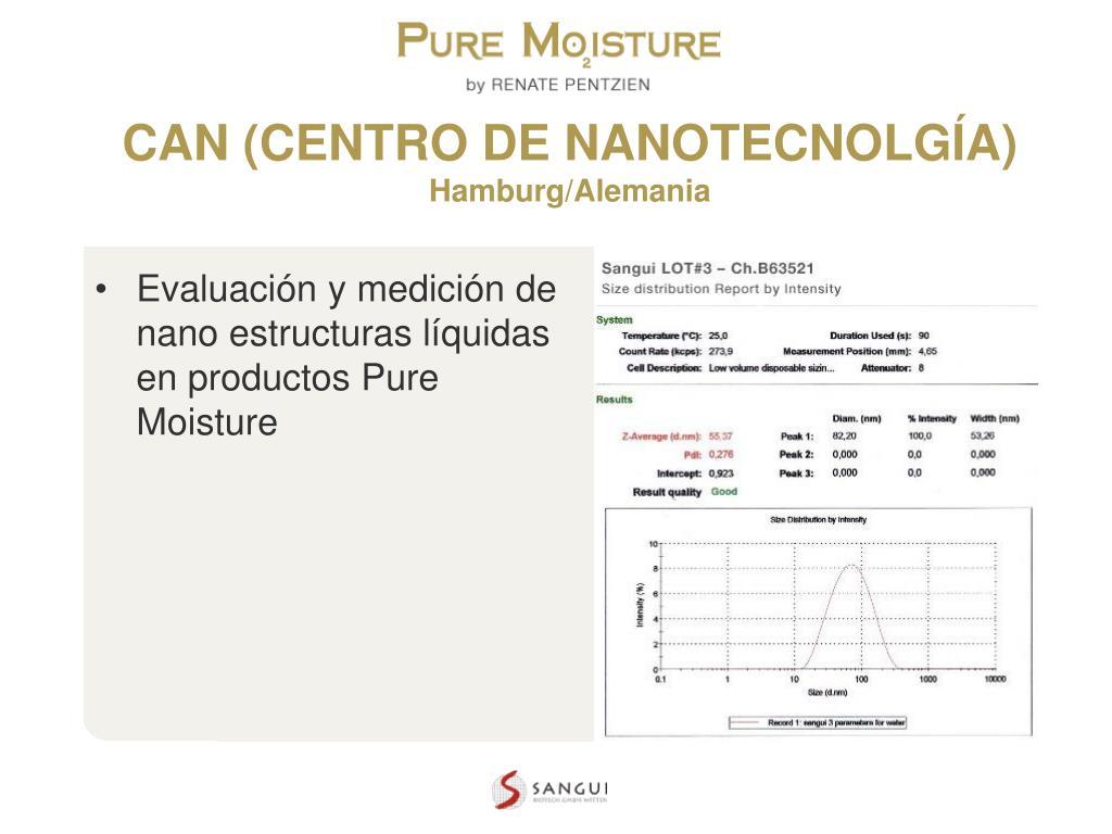 CAN (CENTRO DE NANOTECNOLGÍA)